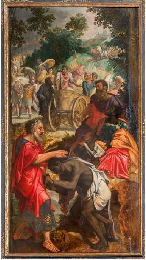 5-7-2017 Baptism of the Eunuch