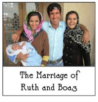 8-12-2018 The Marriage of Ruth and Boaz