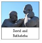David and Bathsheba October 21