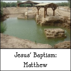 1-13-2019 jesus' baptism