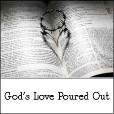5-26-2019 God's Love Poured Out